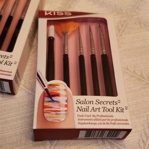 Nail art tool kit KISS